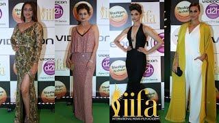IIFA Awards 2016 Red Carpet Full Show - Sonkashi Sinha   Deepika Padukone   Neha Dhupia   Diya Mirza