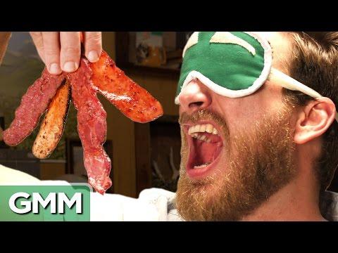 Blind Bacon Taste Test