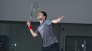 UWE Bristol student becomes number 1 squash player in the world