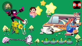All Peridot Fusions & Team Special Ability - Steven Universe: Save the Light