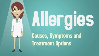 Allergies - Causes, Symptoms and Treatment Options