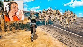 IMPOSSIBLE 1 vs. 99 PUBG CHALLENGE! (PlayerUnknown