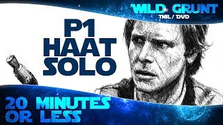 How To Solo P1 HAAT in 20 Minutes or Less | Star Wars Galaxy of Heroes