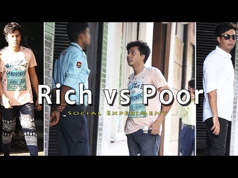 Xxx Mp4 POOR Vs RICH SOCIAL EXPERIMENT IN INDIA HOW PEOPLE JUDGED BY THEIR CLOTH FUNDAY PRANKS 3gp Sex
