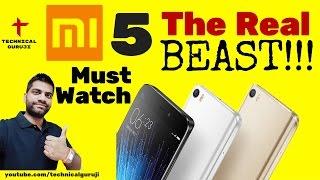 [Hindi] Xiaomi Mi5 & Mi5 Pro | The Real Beast | First Impressions & Opinions