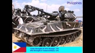 PHILIPPINES Army | PHILIPPINES Military Power 2016