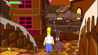 Phim Hoạt Hình Vui Nhộn.Gia Đình Simpsons Kỳ Lạ