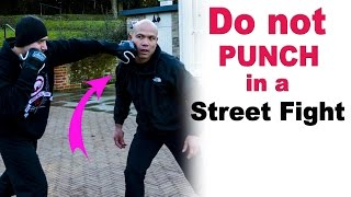 Do not Punch in a Street Fight - EP 2