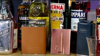 Cool cocktail creations to make for a flask
