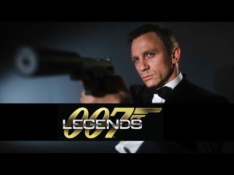 007 Legends Full Game Movie All Cutscenes