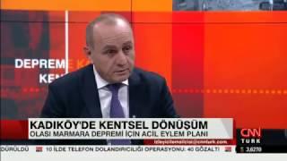 Başkan Aykurt Nuhoğlu-Depreme Karşı Kentsel Dönüşüm CNN Türk