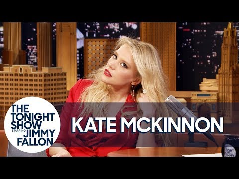 Xxx Mp4 Kate McKinnon Shows Off Her Gal Gadot Impression 3gp Sex