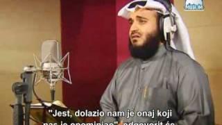 Rashid Meshary Al Afasy sura Mulk- Tebareke