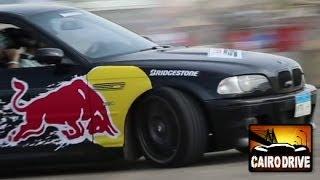 Red Bull Car Park Drift 2013 Egypt Qualifier - The Story -- Cairo Drive