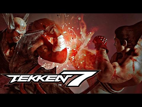 Tekken 7 (PS4) - 2 HOURS of Gameplay ALL CHARACTERS [1080P 60FPS]