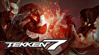 Tekken 7 (PS4) - 2 HOURS of Gameplay ALL CHARACTERS [1080P 60FPS]