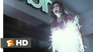 Chopping Mall (7/9) Movie CLIP - Giving the Killbots a Target (1986) HD