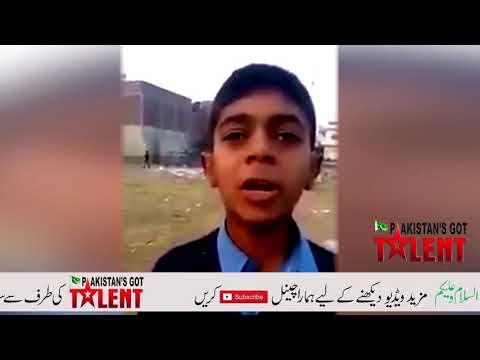 pakistan got talent   Most Punjabi Kindz Very Funny Ginti