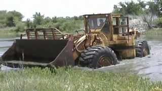 CAT 988 Stuck?