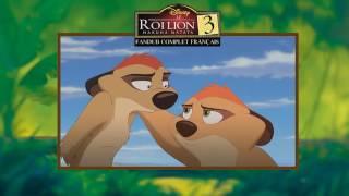 Le Roi Lion 3 - Hakuna Matata Fandub Complet Français [Film]