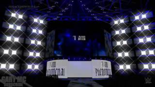 WWE SmackDown Entrance - AJ Styles