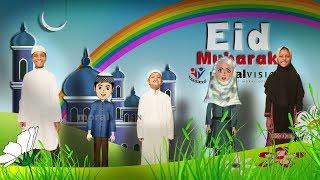 Eid Mubarak 2017 by Abdul Bari, Haadi & Ansharah