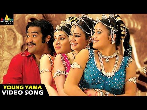 Xxx Mp4 Yamadonga Songs Young Yama Video Song Jr NTR Navneeth Kaur Archana Sri Balaji Video 3gp Sex