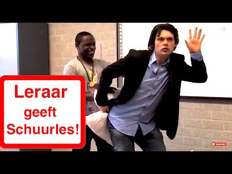 LERAAR GEEFT SCHUURLES!!!