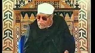 21- تفسير سورة الإسراء - الآية (73 - 79) - محمد متولي الشعراوي