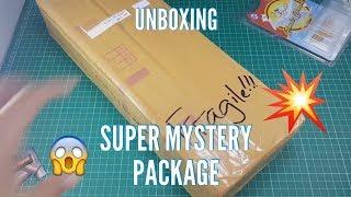 Unboxing Paket dari
