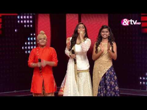 Harshdeep Kaur - Nachde Ne Saare - Liveshows - Episode 28 - The Voice India Kids