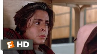 The Breakfast Club (7/8) Movie CLIP - Covering for Bender (1985) HD