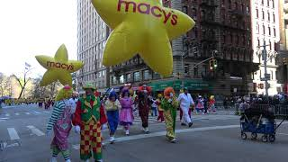 ⁴ᴷ Big Apple Circus [UNEDITED] - Full Macy's Thanksgiving Day Parade 2018