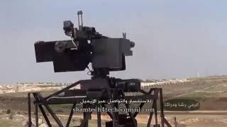 صُنِع في حلب: رشاش آلي مطور في حلب، شاهد الإصدار الجديد (شام ر 3)