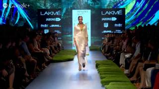 Satya Paul by Gauri Khan |  Lakmé Fashion Week Summer/Resort 2015
