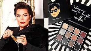 Kris Jenner HACKS Kylie Cosmetics & Debuts New Cosmetics Collab