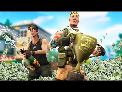 THE WORLDS BEST FORTNITE DUO Won 510 000