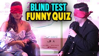Karan Johar And Mira Rajput Play Blind Test | Taste The Baby Food | Funny Game