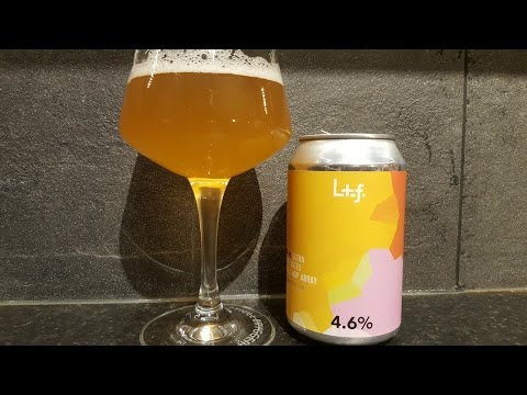 Lost + Found A BL Session IPA By Lost + Found Brewery | British Craft Beer Review