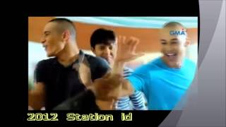 GMA NETWORK STATION ID 2002 & 2012 (10 YEARS AFTER)