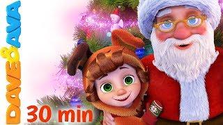 🎊 Christmas Songs for Kids: SANTA, Jingle Bells, Christmas Time and More Rhymes for Babies☃