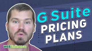 G Suite Pricing - What You Get at Different Price Levels AND Discount Promo Codes!