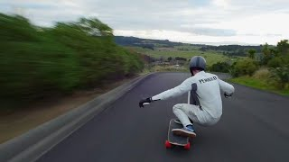 Longboarding: 91kph From the Top