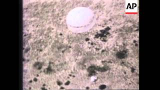 USA: 50TH ANNIVERSARY OF REPUTED ROSWELL UFO LANDING IN NEW MEXICO