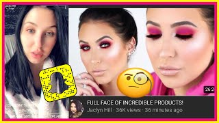 Jaclyn Hill Quitting Youtube? Why She Deleted Her Video 🤔
