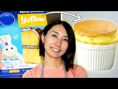 Can This Chef Make Cake Mix Fancy • Tasty