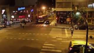 Argentina-Holanda, desde la ciudad de Messi: Rosario - Festejos