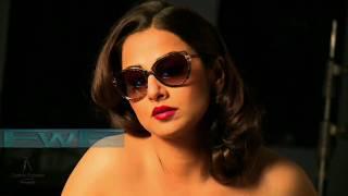 Vidya Balan | Dabboo Ratnani's Calendar 2015 | Making Hot Topless Photoshoot Full Video !