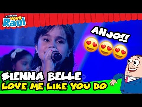 Xxx Mp4 SIENNA BELLE Love Me Like You Do 3gp Sex