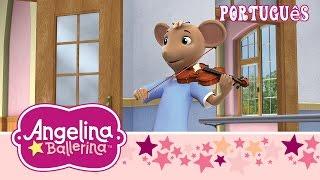 Angelina Ballerina Brasil: A pirueta Mouseling